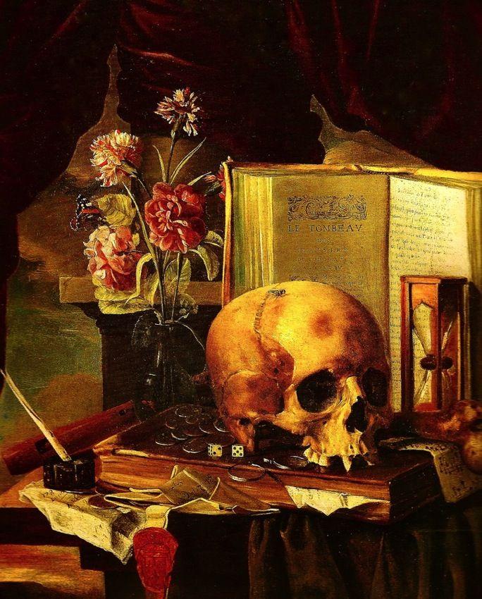 Simon Renard de St André 1636-1677, Du mépris de toutes les vanités du monde.