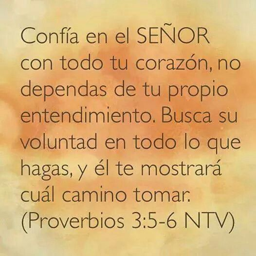 Proverbios 3:5-6 #MakingLifeWork #TrustGod #GodIsTrustworthy