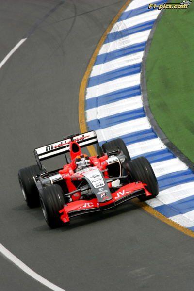 Christijan Albers ©MF1/Crashnet Media GP Australia 2006