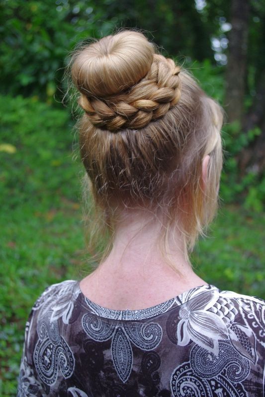Enjoyable 1000 Images About Super Very Huge Buns Hair Pa Pinterest Langt Hairstyle Inspiration Daily Dogsangcom