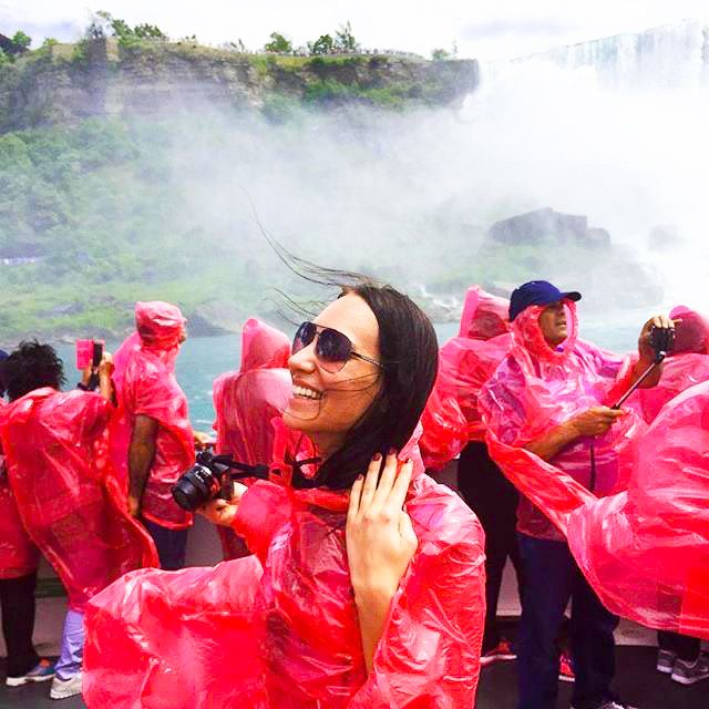 You'll want to get a photo while you're #InTheMist!