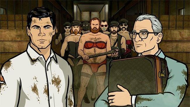 "Archer Season 4, Episode 4 Review: ""Midnight Ron"""
