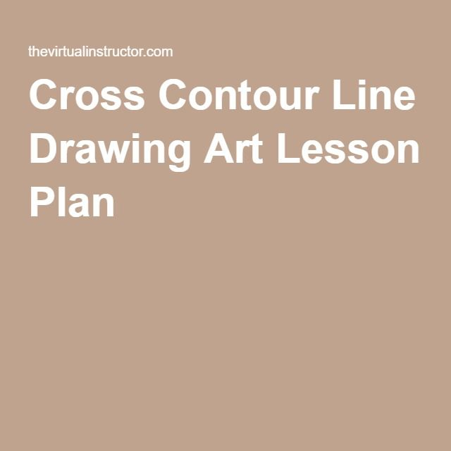 Cross Contour Line Drawing Lesson Plan : Ideias sobre contour line no pinterest desenhos de