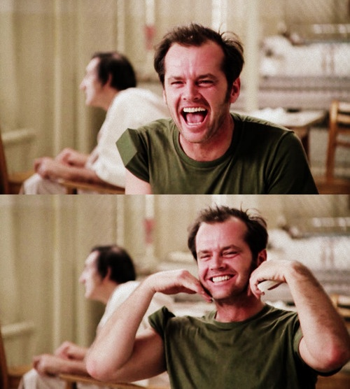 Jack Nicholson, One Flew Over the Cuckoo Nest