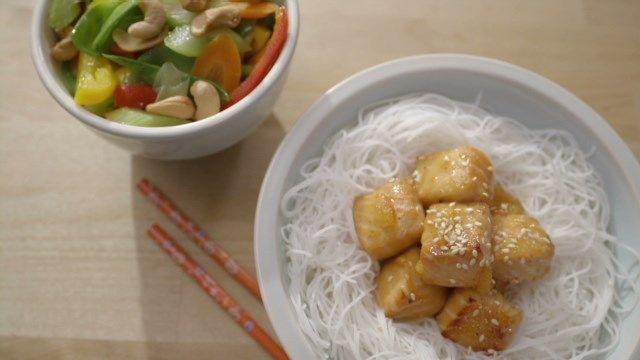 Bouchées de saumon caramélisé | Cuisine futée, parents pressés