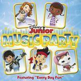 Disney Junior Music Party [CD]