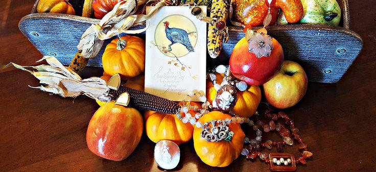 La Vogue Vintage Celebrates Thanksgiving - La Vogue Vintage