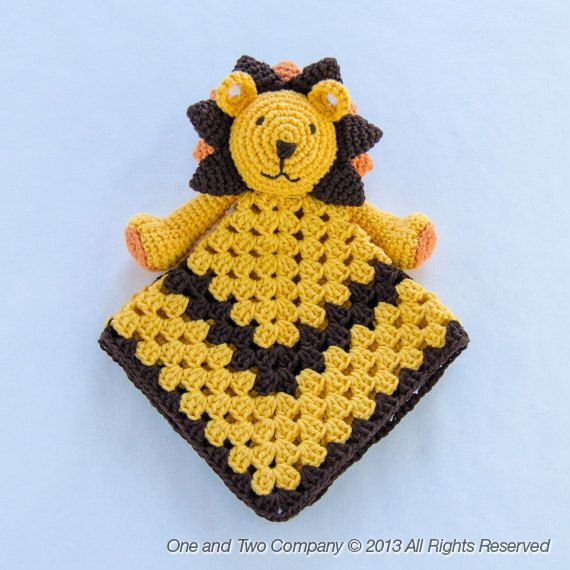 Instant Download New PDF Crochet Pattern by oneandtwocompany
