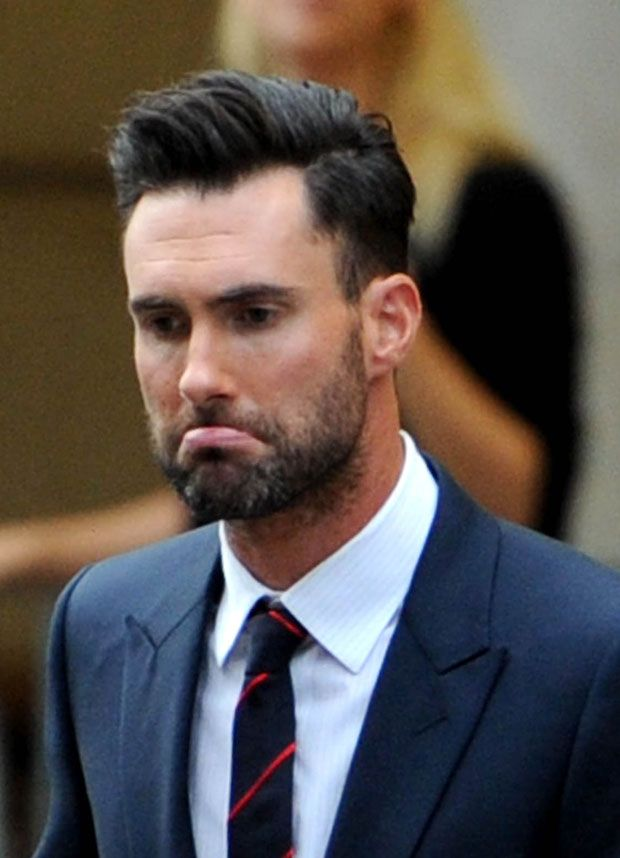 maroon 5 hair style 25 best images about adam levine on cool 4853