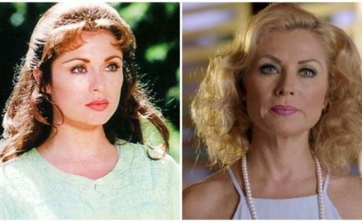 """Δείτε πως έχει γίνει σήμερα η 49χρονη πλέον πρωταγωνίστρια της σαπουνόπερας """"Εσμεράλδα""""! :: TOPHOT.COM"""