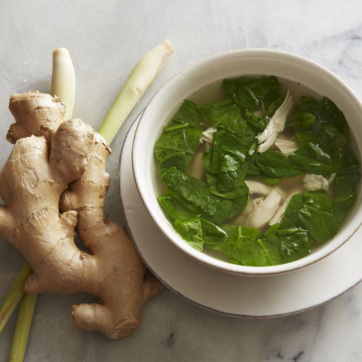 Detox Soup by Giada De Laurentiis
