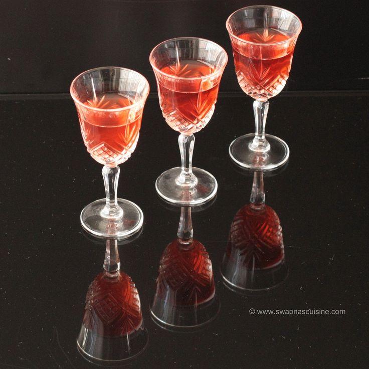 Homemade Cherry Wine