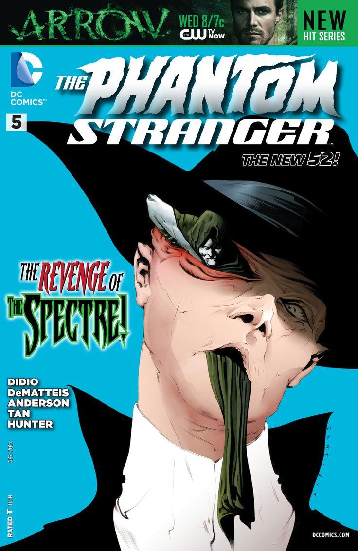 Trinity Of Sin: The Phantom Stranger #5