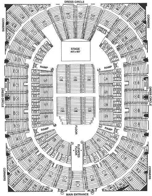 Air Canada Centre Seat Finder Bing Images Places to