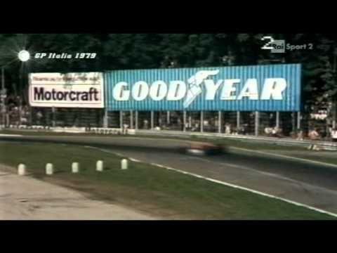 ▶ Formula 1 - Gp Italia 1979 - Perle di sport - YouTube
