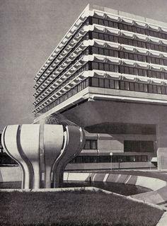 Koospol, Prague 6, 1975–1977  Stanislav Franc, Jan Nováček,  Vladimír Fencl