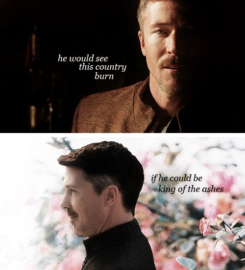 Petyr Baelish ~ Littlefinger ~ Game of Thrones Fan Art