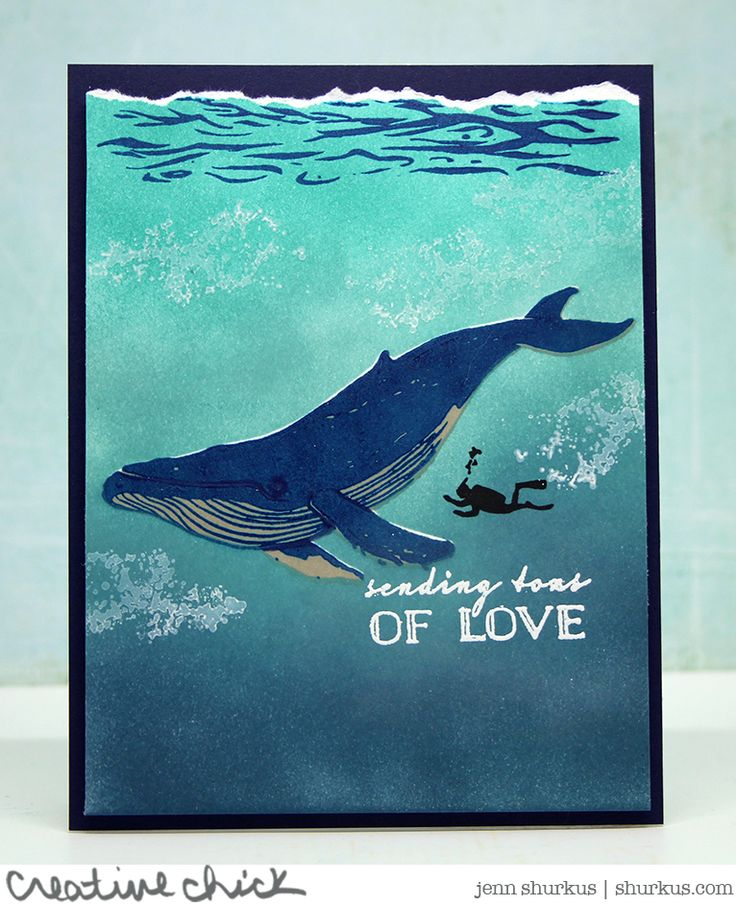 Note: Don't miss this week's Simon Says Stamp Wednesday Challenge! Hero Arts Summer Catalog Blog Hop Hi everyone! Welcome to the Hero Arts Summer Catalog Blog Hop! Most of you know I LOVE summer… and I LOVE everything about the ocean… so I was super excited when Hero Arts asked me to be part of …