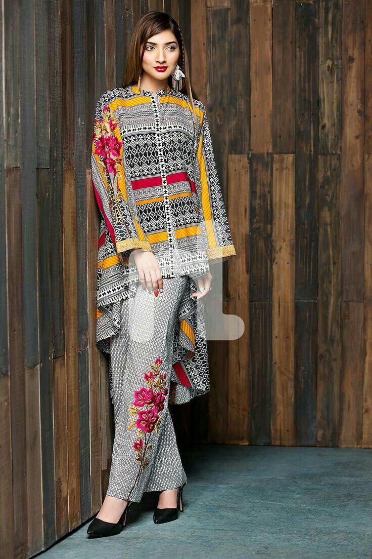Pakistani Fashion Casual
