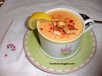 Κοτόσουπα βελουτέ