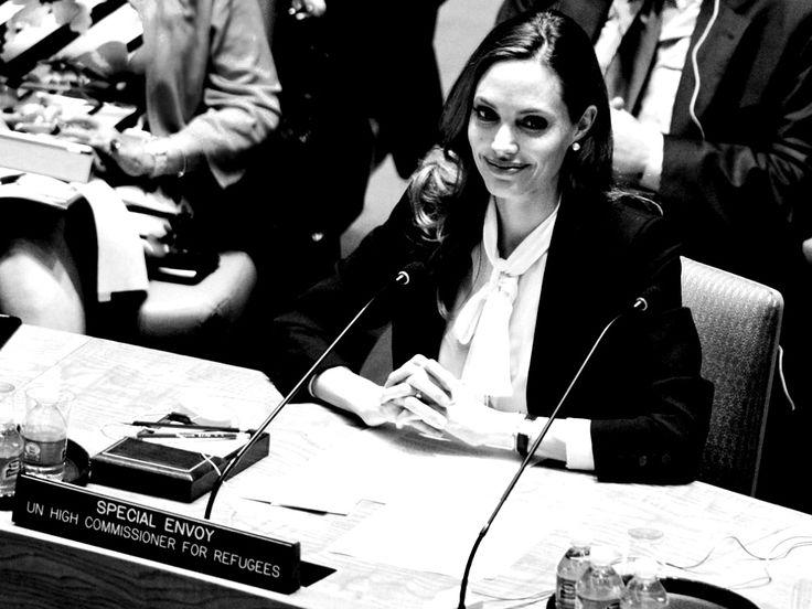 angelina jolie speech | The Heartbreaking Refugee Speech Which Made Angelina Jolie A Hero