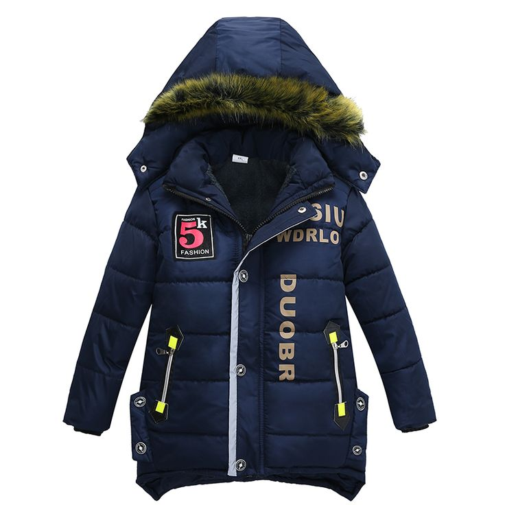 2017 New baby boy coat jacket children hooded jacket baby winter warm clothes fashion coat long Children fashion coat Kids coat  EUR 15.25  Meer informatie  http://ift.tt/2eHfCcE #aliexpress