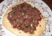 Λεχματζούν!Η πίτσα της Ανατολής!(2 μονάδες ανα τεμάχιο)
