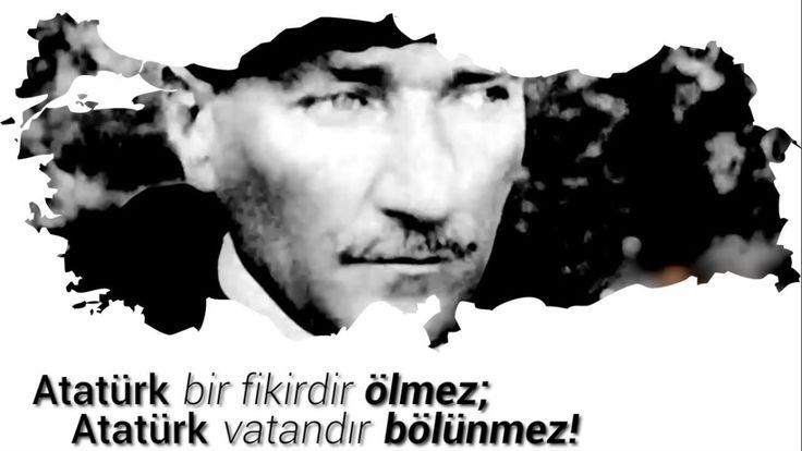 ✿ ❤  10 Kasım Kısa Belgeseli (VİDEO)  'Atatürk vatandır bölünmez!'