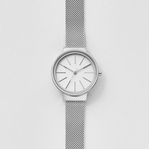 Ancher Steel-Mesh Watch | SKAGEN® | Free Shipping