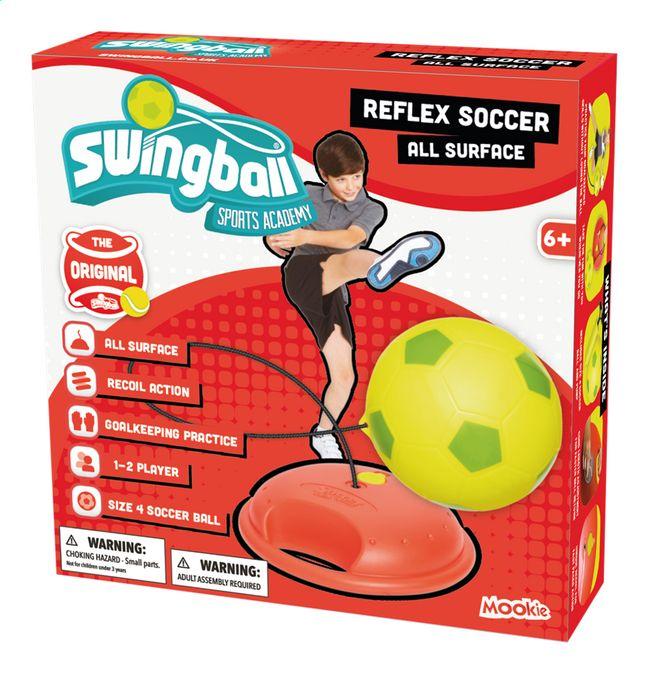Mookie voetbaltrainer Swingball Reflex Soccer | DreamLand