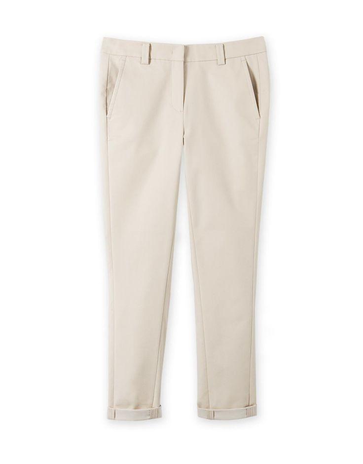 Clean Cotton Pant