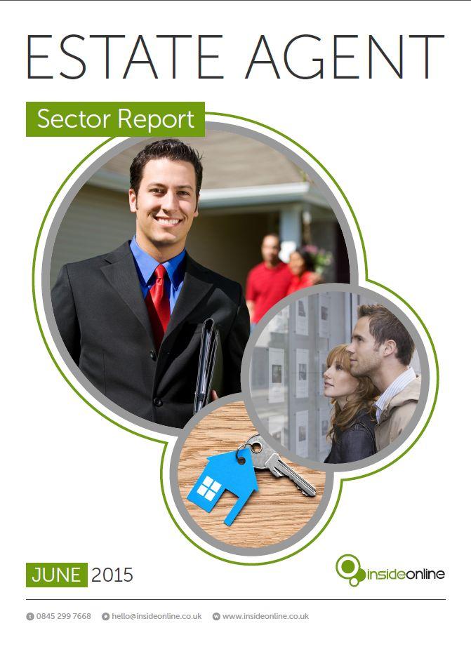 The Estate Agents Sector Report #SEO #PPC #Digitalmarketing www.insideonline.co.uk