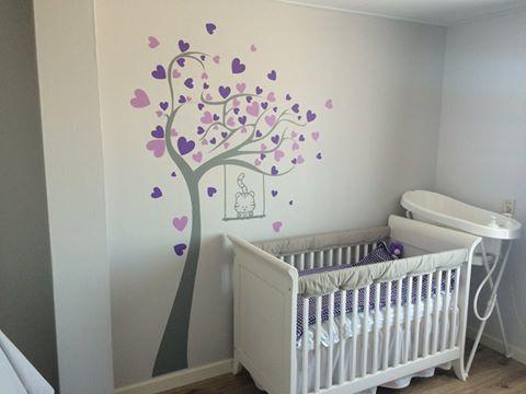 babykamer sticker