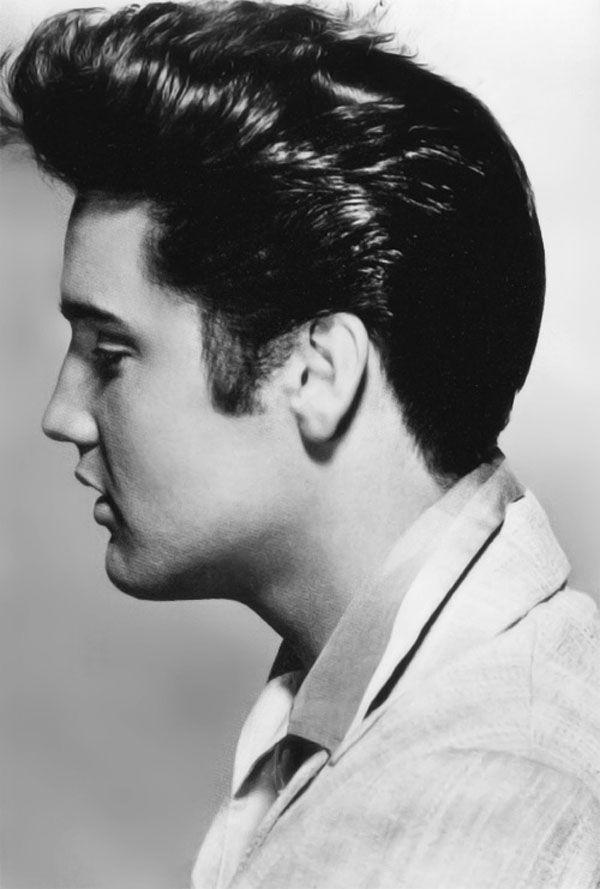 Elvis' hair - Timeless: Elvis Aaron Presley