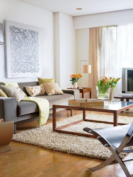 otoal sobrio y clido de verano a otoo salon comedor decoracion interiores
