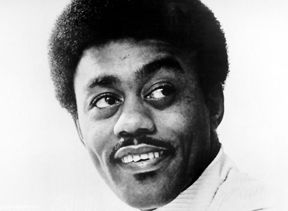 Johnnie Taylor. Read all about him here: http://popdose.com/soul-serenade-johnnie-taylor-steal-away/