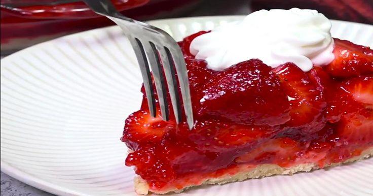 Une tarte IRRÉSISTIBLE autant pour les petits que pour les grands!