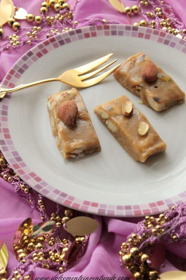 Dolcemente Inventando : Halva turco al miele (ricetta senza latte e senza glutine)