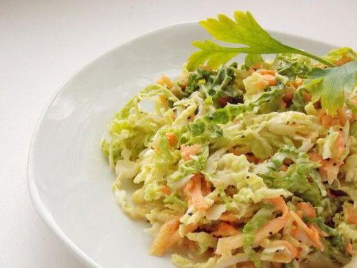 Самый вкусный капустный салат Коул Слоу