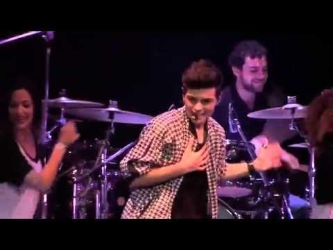 Concierto de Abraham Mateo Argentina-Buenos Aires
