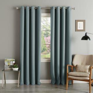 Best Home Fashion Sage   Blackout Curtain