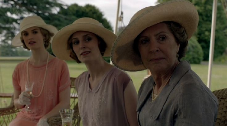 Recap Of What Happened In The Downton Abbey  Season 4 Finale - Bring on the Christmas special!!!  CAUTION: Spoilers.