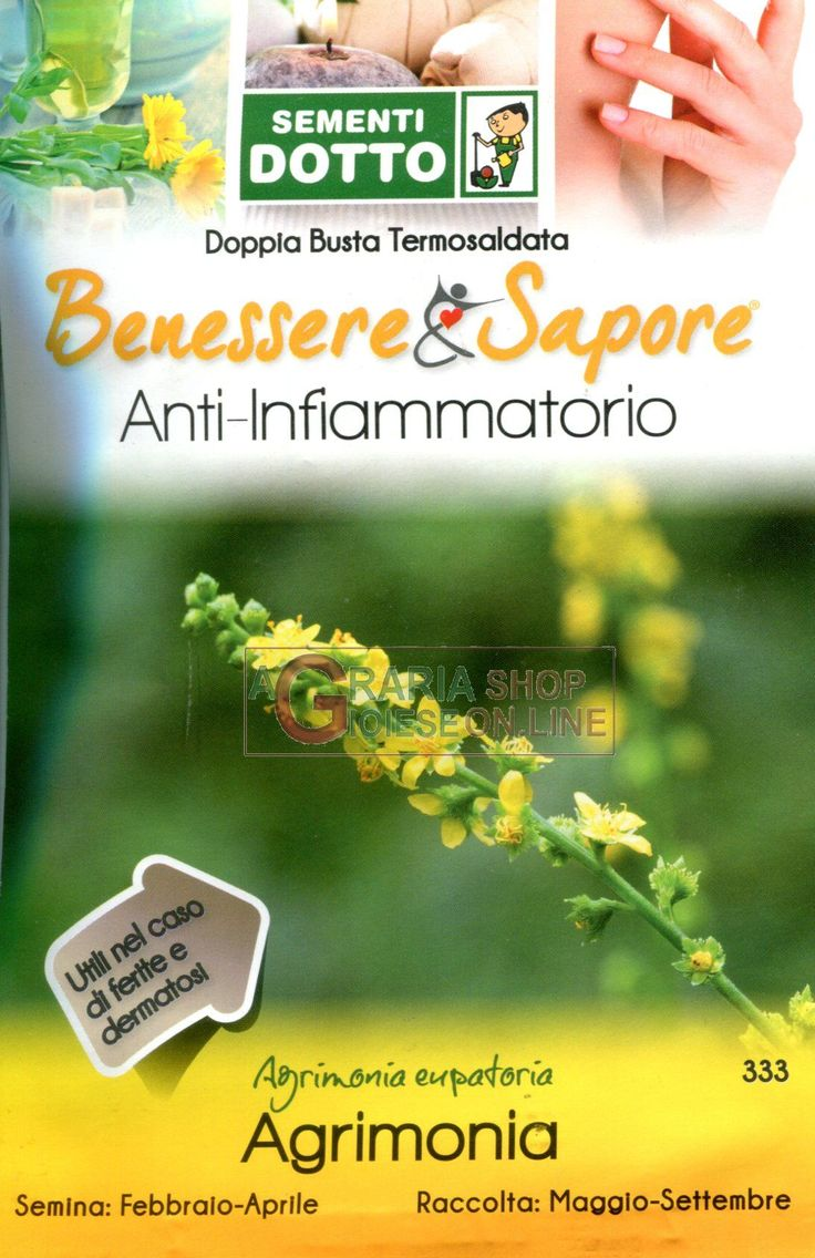 DOTTO BUSTE SEMI DI AGRIMONIA https://www.chiaradecaria.it/it/semi-di-fiori/5237-dotto-buste-semi-di-agrimonia-800655507514.html