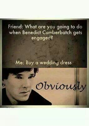 Benedict Cumberbatch ~ Obviously