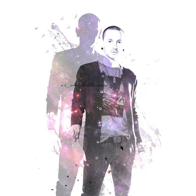 Chester Bennington ♥ Chaz ♥