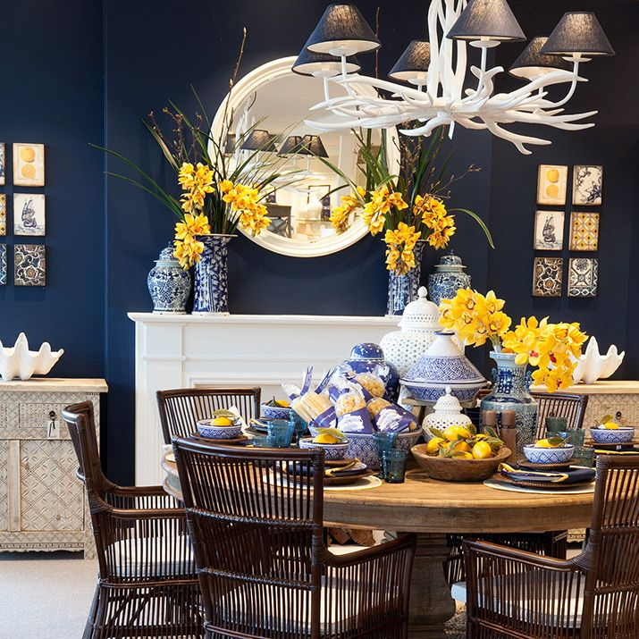 20 Charming Blue And Yellow Living Room Design Ideas: 207 Best Images About Ideas For The House On Pinterest