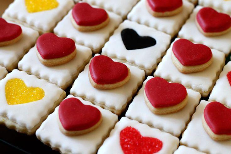 Double-Decker Marshmallow Fondant Cookies