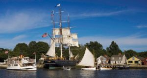Mystic Seaport - Transport your family to life on the seaport 100 years ago at the Mystic Seaport Museum of America and the Sea. There is something for everyone to see and experience at the Seaport.