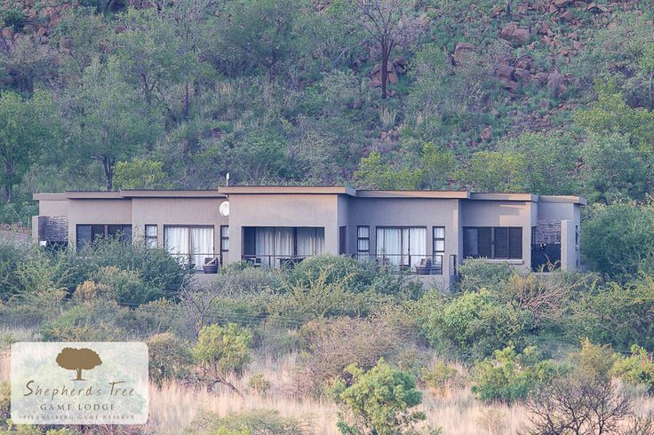 Exterior View of Rooms ~ Shepherd's Tree Game Lodge ~ www.shepherdstree.co.za