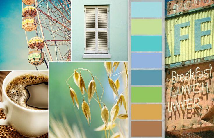 Lente zomer kleuren 2015 voor meer kleur inspiratie for Interieur kleuren 2015